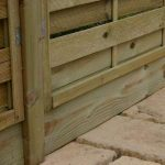 fencing-wooden-gravel-board
