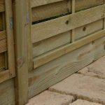 fencing-wooden-gravel-board