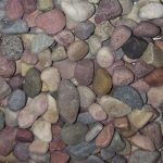 woods pebbles